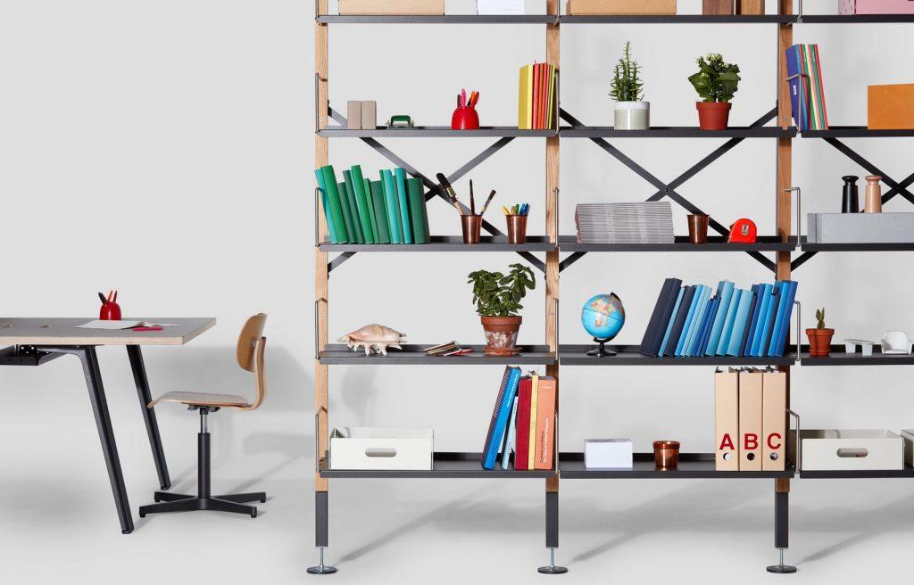 Soluciones de almacenamiento y estanterías de Very Good & Proper para mantenerse ordenado en casa 12
