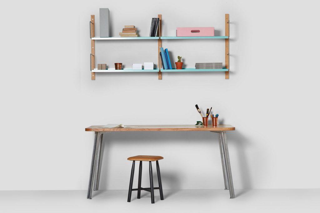 Soluciones de almacenamiento y estanterías de Very Good & Proper para mantenerse ordenado en casa 7