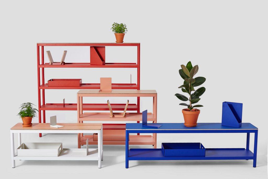 Soluciones de almacenamiento y estanterías de Very Good & Proper para mantenerse ordenado en casa 8