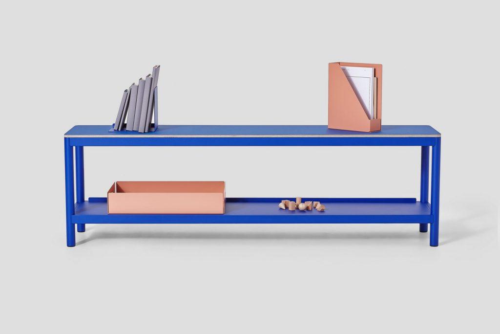 Soluciones de almacenamiento y estanterías de Very Good & Proper para mantenerse ordenado en casa 9
