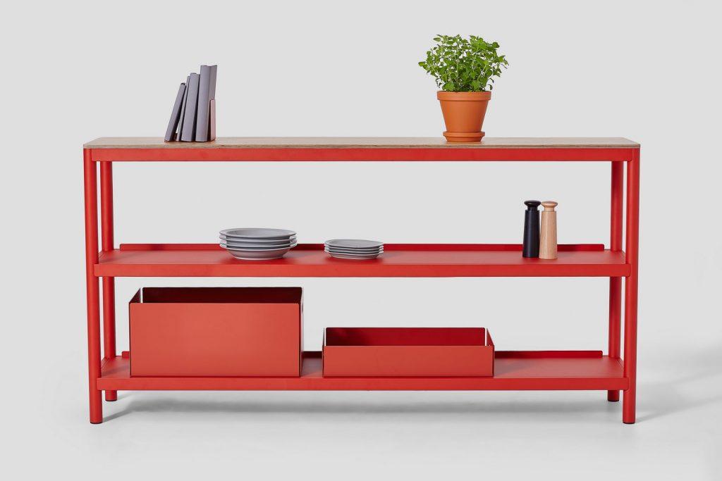 Soluciones de almacenamiento y estanterías de Very Good & Proper para mantenerse ordenado en casa 10