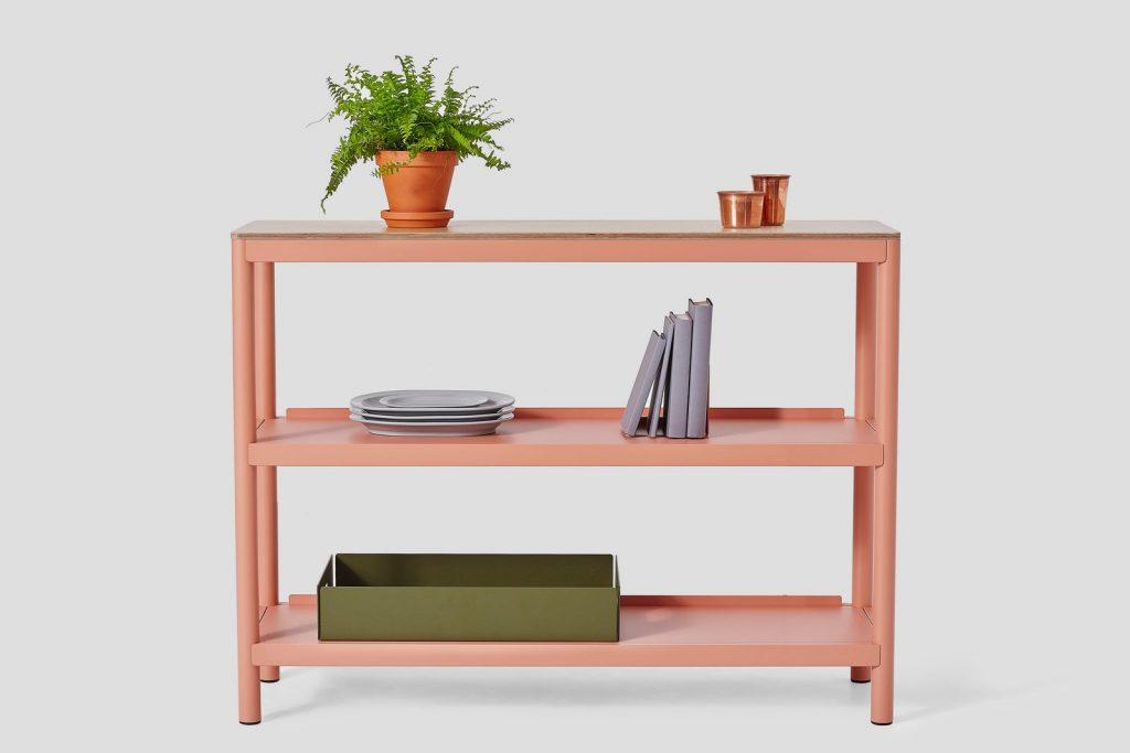 Soluciones de almacenamiento y estanterías de Very Good & Proper para mantenerse ordenado en casa 11
