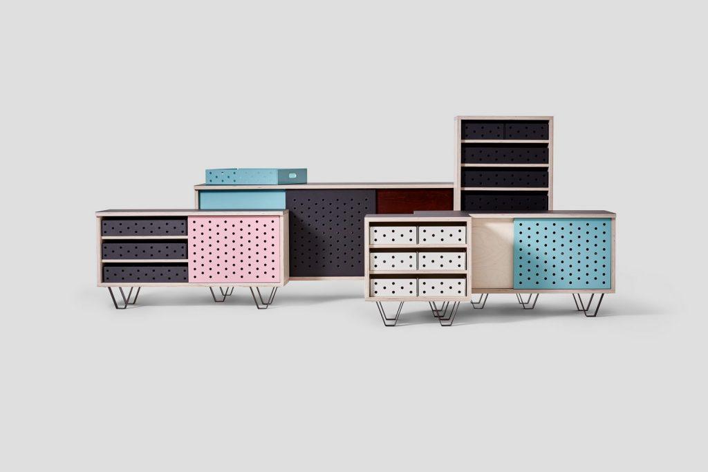 Soluciones de almacenamiento y estanterías de Very Good & Proper para mantenerse ordenado en casa 5