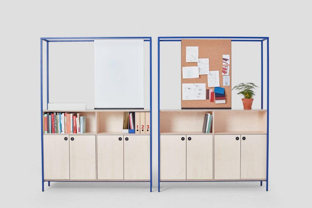 Soluciones de almacenamiento y estanterías de Very Good & Proper para mantenerse ordenado en casa 13