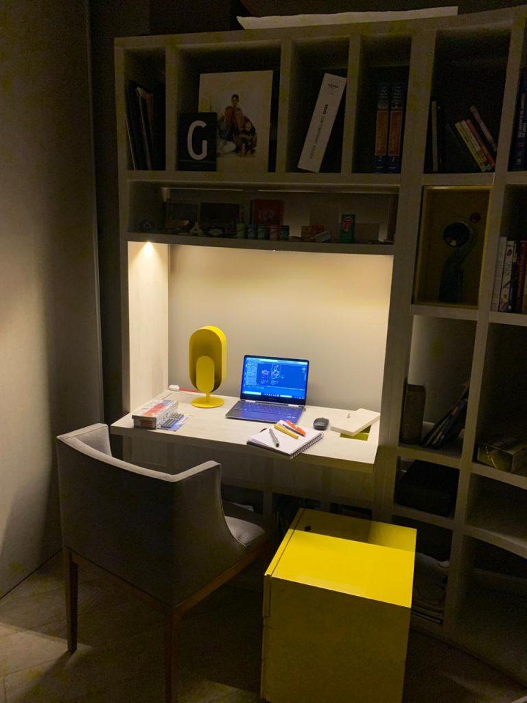 """Nos acercamos (virtualmente) hasta la """"home office"""" de Hitzig Militello y ModoCasa 6"""