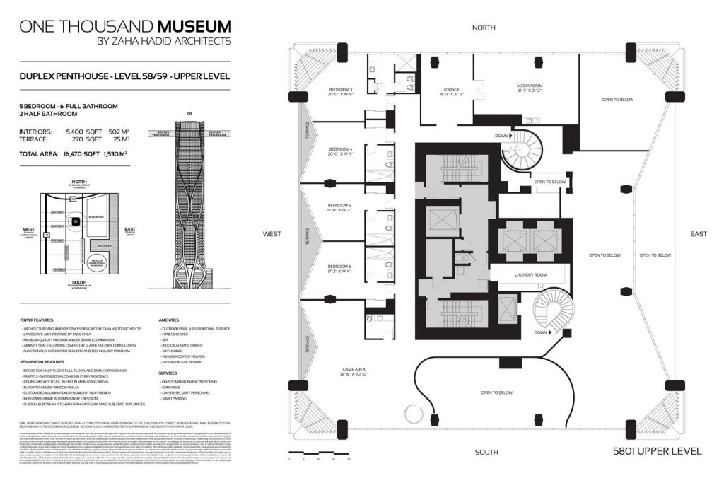 Fluidez entre arquitectura e ingeniería en las curvas de One Thousand Museum 21