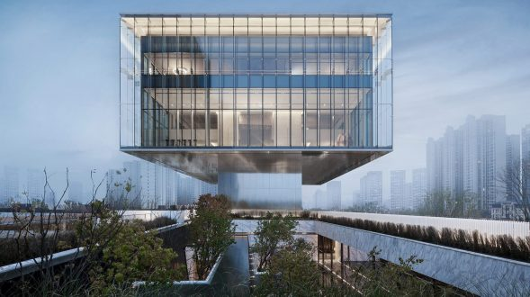 Centro de Arte Moderno Sunac · Grand Milestone 27