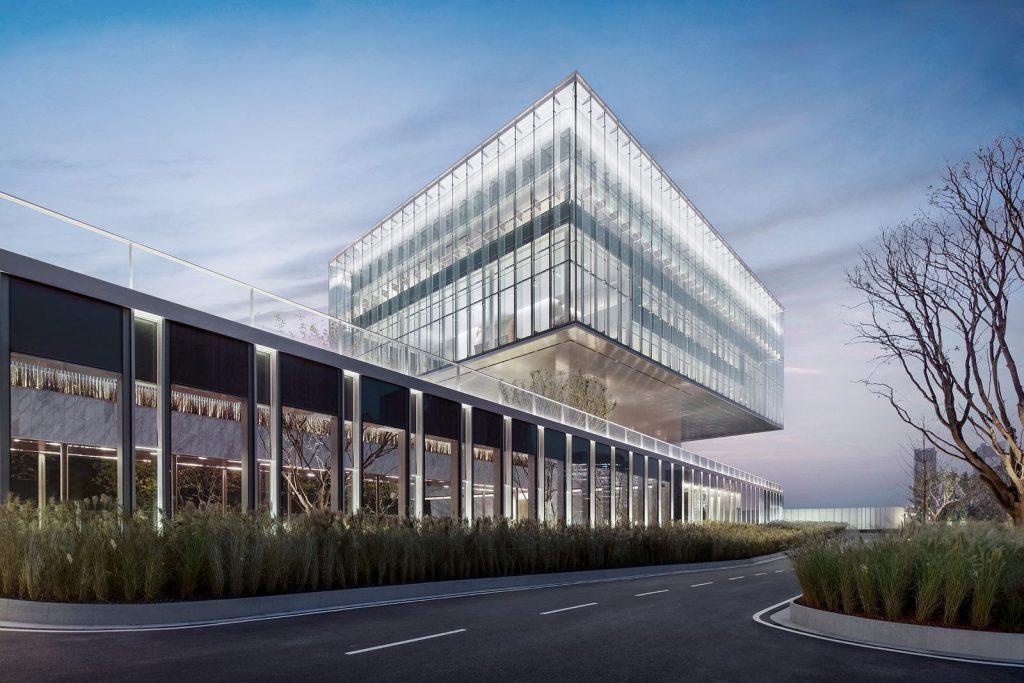 Centro de Arte Moderno Sunac · Grand Milestone 1