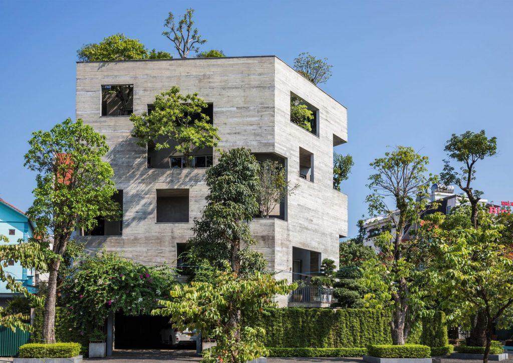 Ha Long Villa alberga la naturaleza en su interior 5