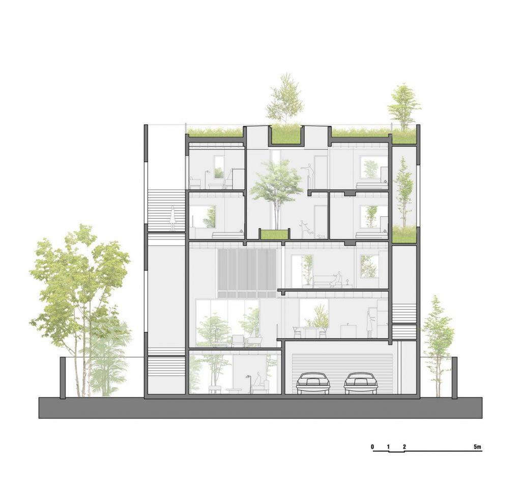 Ha Long Villa alberga la naturaleza en su interior 9