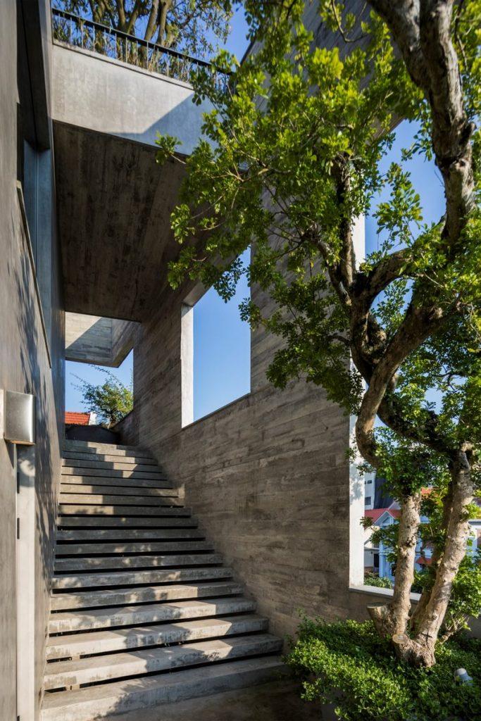 Ha Long Villa alberga la naturaleza en su interior 17