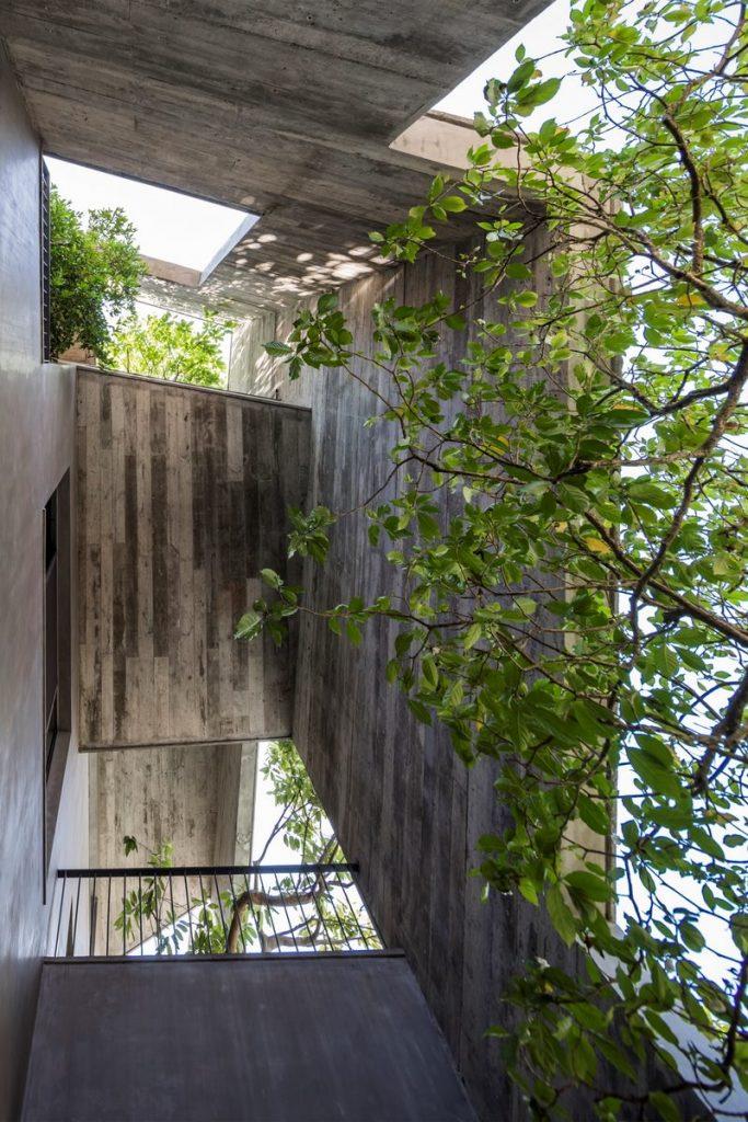 Ha Long Villa alberga la naturaleza en su interior 18