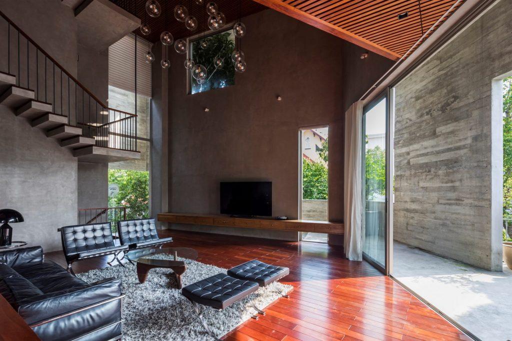 Ha Long Villa alberga la naturaleza en su interior 19