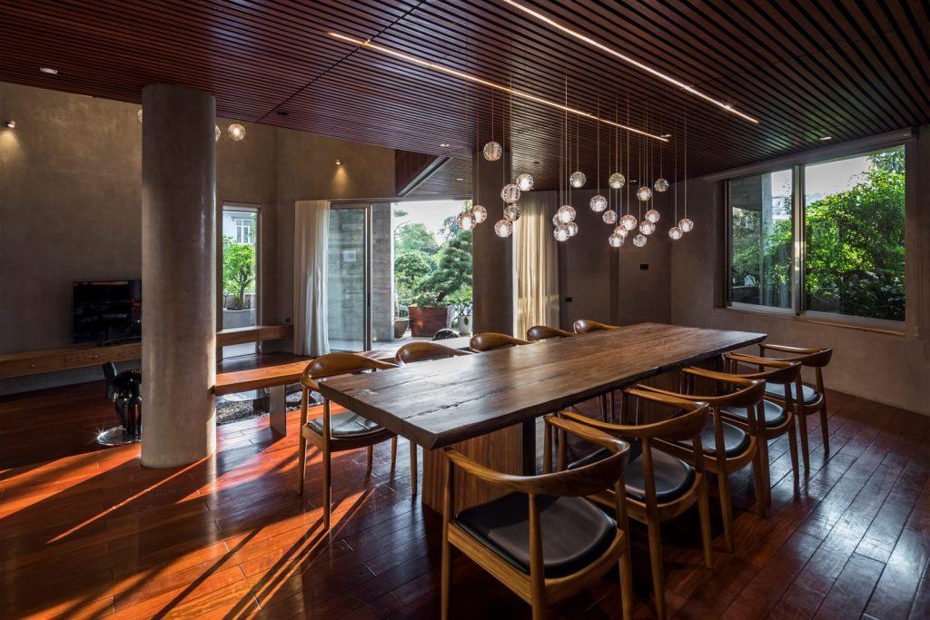 Ha Long Villa alberga la naturaleza en su interior 20