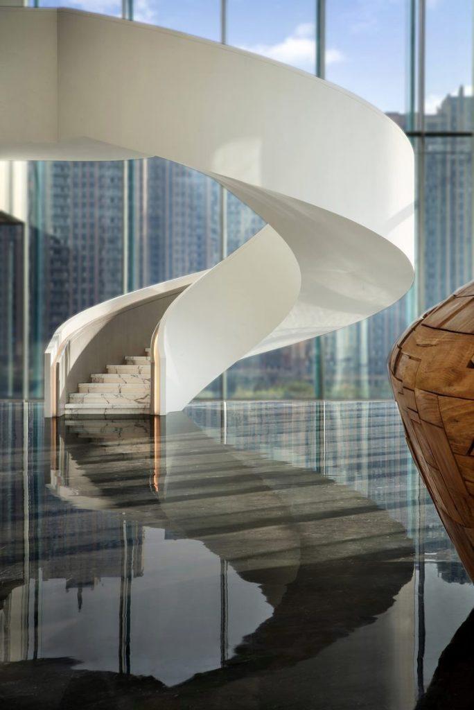 Centro de Arte Moderno Sunac · Grand Milestone 2