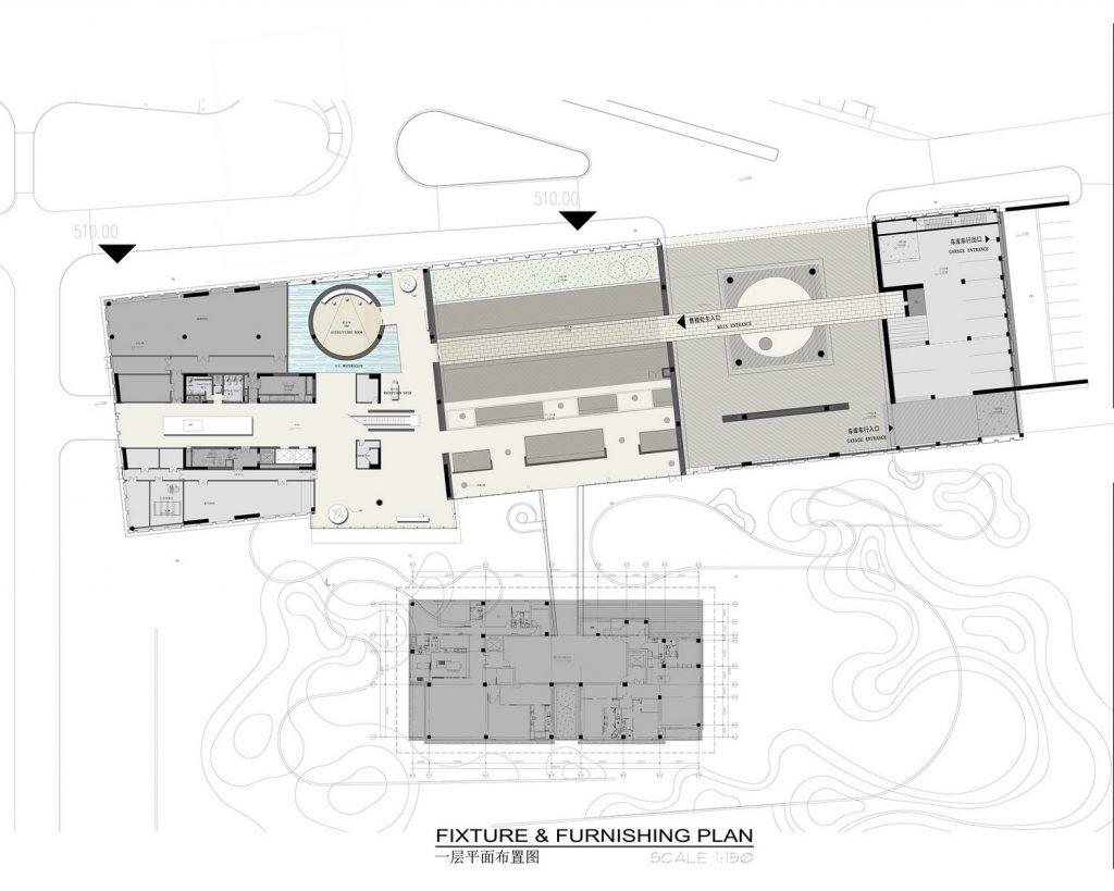 Centro de Arte Moderno Sunac · Grand Milestone 9