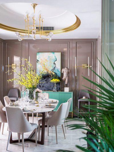 1F- dining room