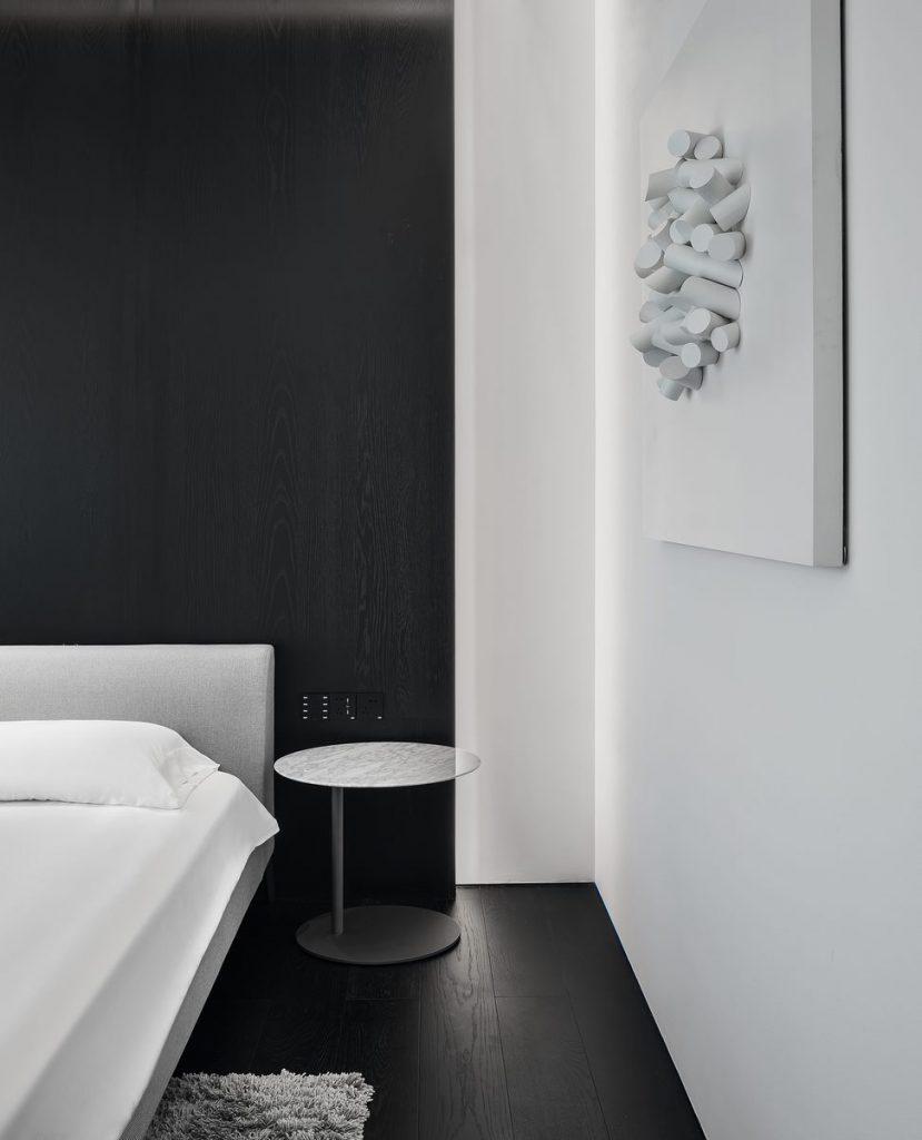 Una casa geométrica minimalista 13