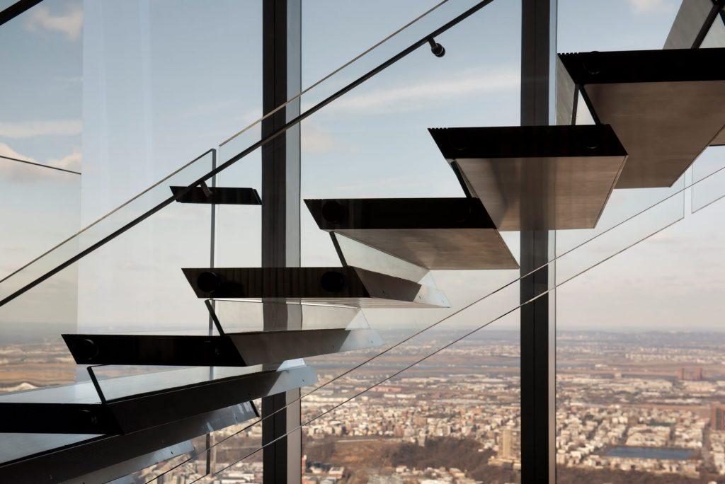 Edge, plataforma de observación al aire libre más alta del hemisferio occidental 7