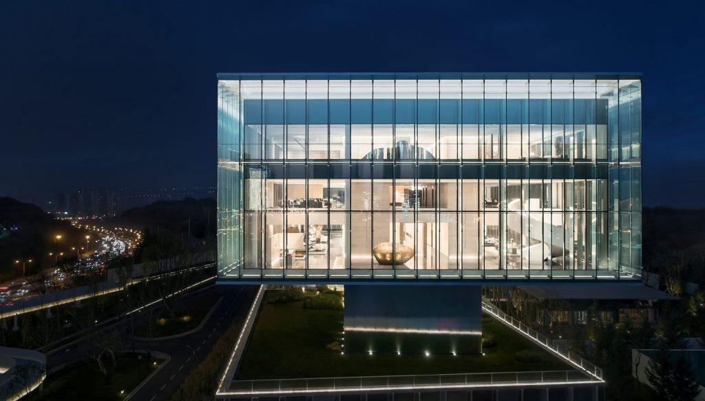 Centro de Arte Moderno Sunac · Grand Milestone 11