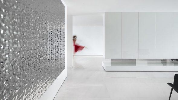 Una casa geométrica minimalista 3