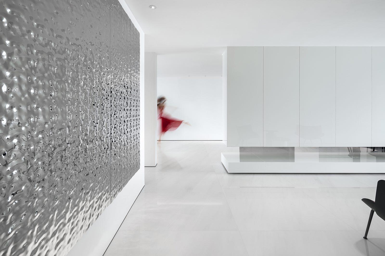 Una casa geométrica minimalista 31