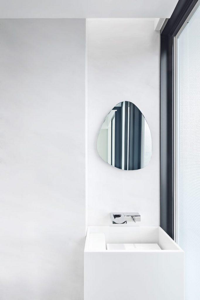 Una casa geométrica minimalista 28