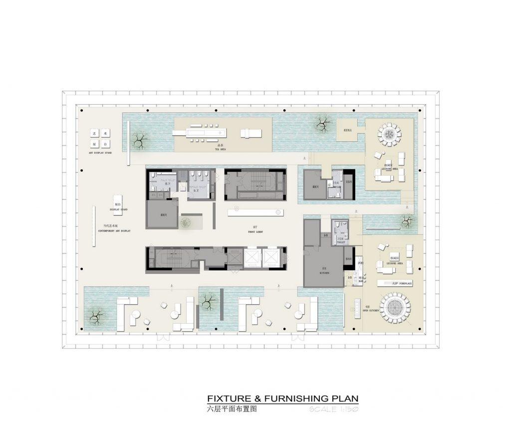 Centro de Arte Moderno Sunac · Grand Milestone 8