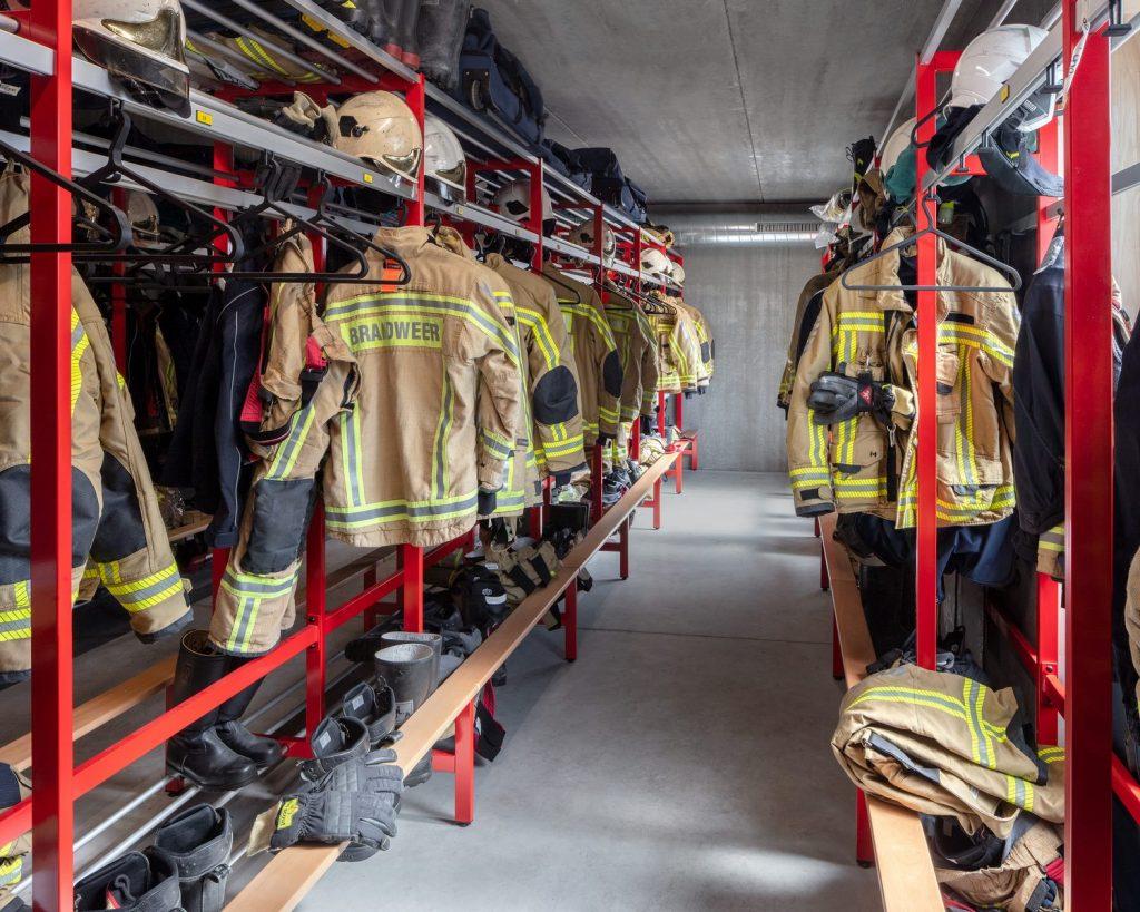 Parque de bomberos Wilrijk, Amberes 10