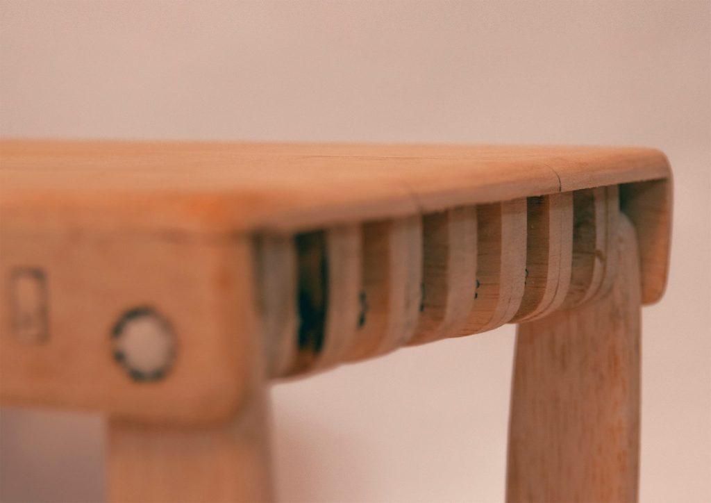 La creatividad ilimitada se ve reflejada en Un-Lim, un diseño para armar, desarmar y volver a armar 8