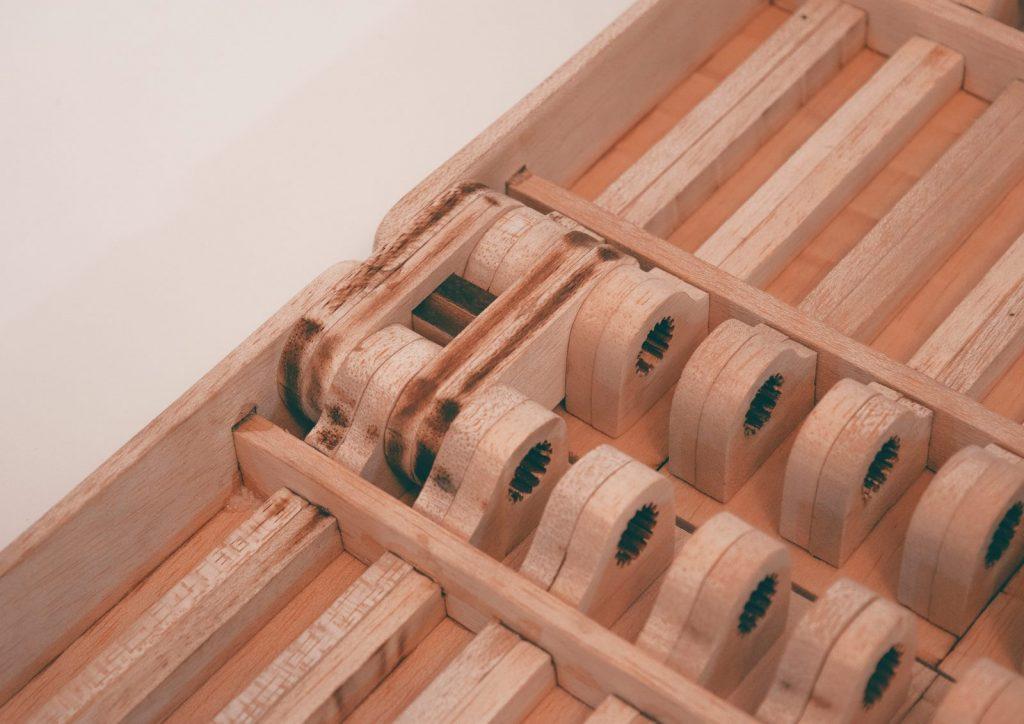 La creatividad ilimitada se ve reflejada en Un-Lim, un diseño para armar, desarmar y volver a armar 10