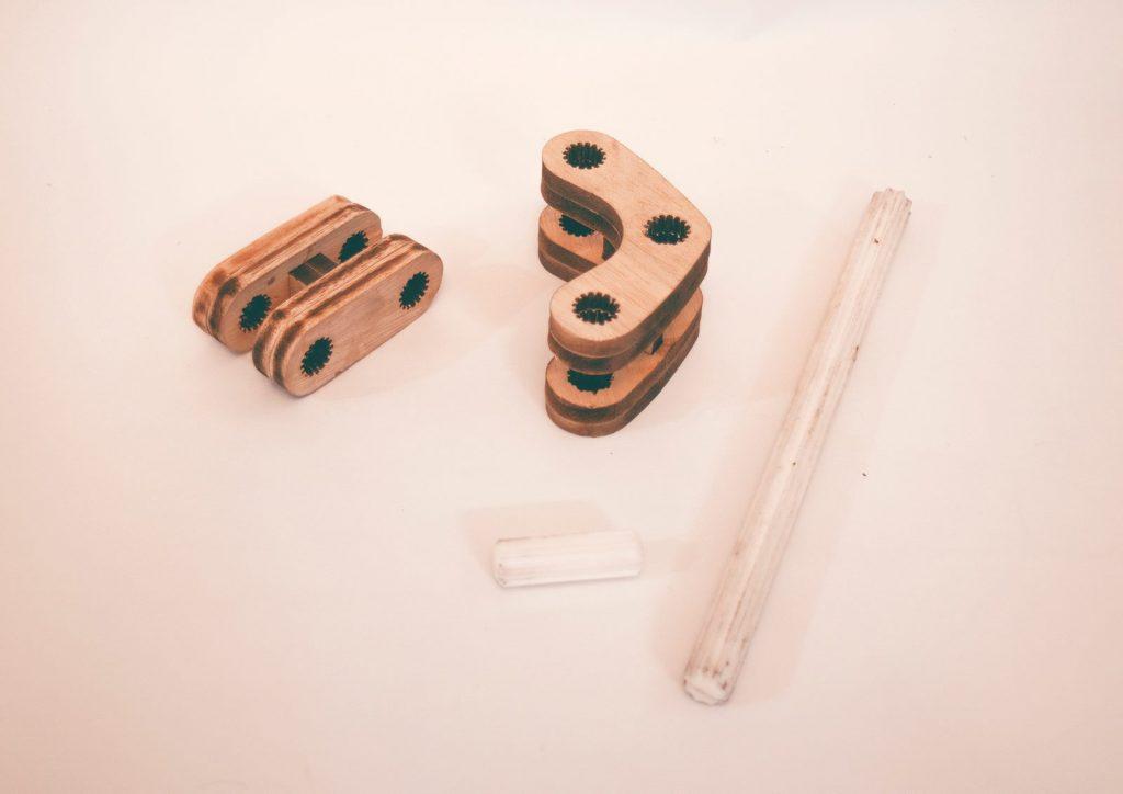 La creatividad ilimitada se ve reflejada en Un-Lim, un diseño para armar, desarmar y volver a armar 11