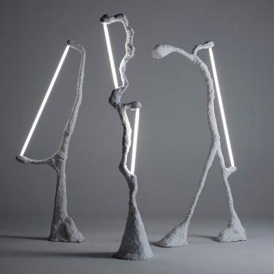 Lámpara-de-colección-agregada-de-CoCo-Ree