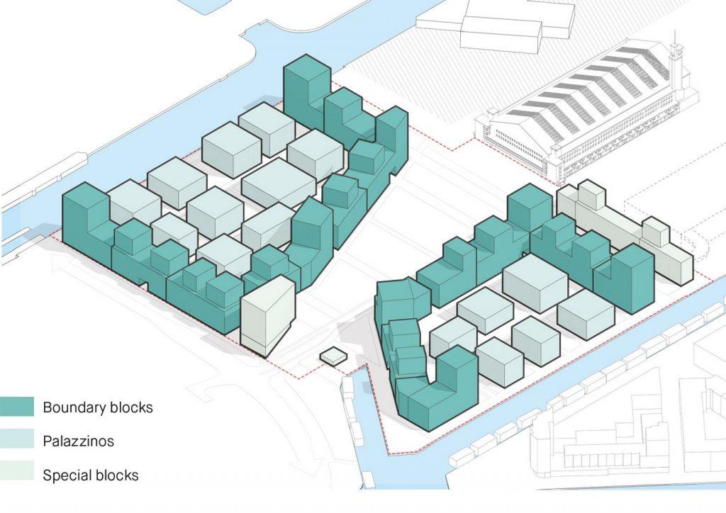 Masterplan Marktkwartier, Amsterdam 9