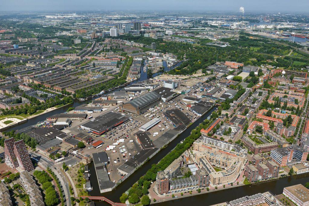 Masterplan Marktkwartier, Amsterdam 8