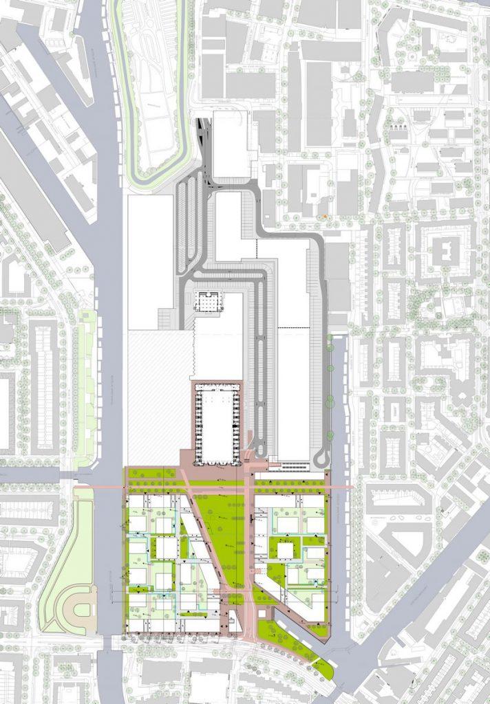 Masterplan Marktkwartier, Amsterdam 7