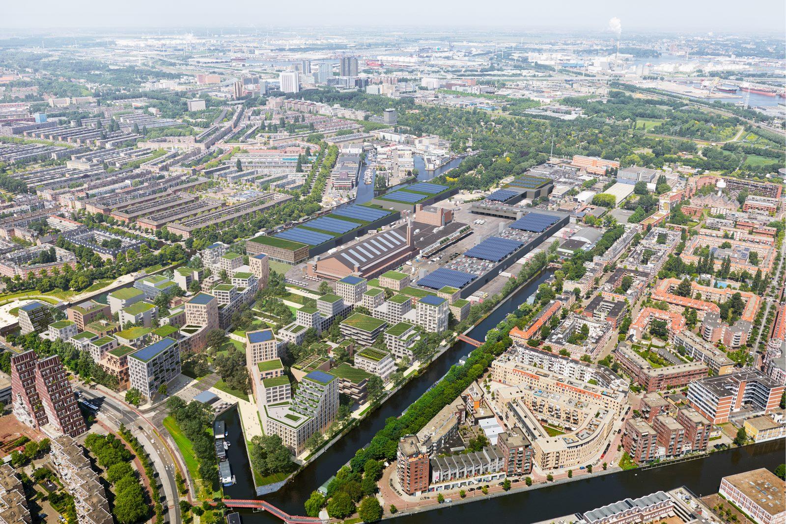 Masterplan Marktkwartier, Amsterdam 14