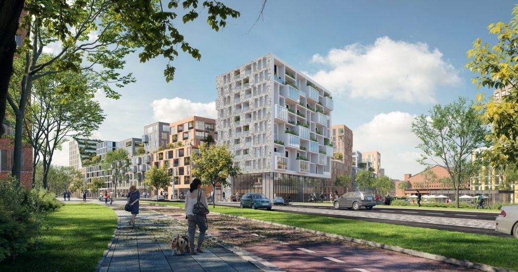 Masterplan Marktkwartier, Amsterdam 6