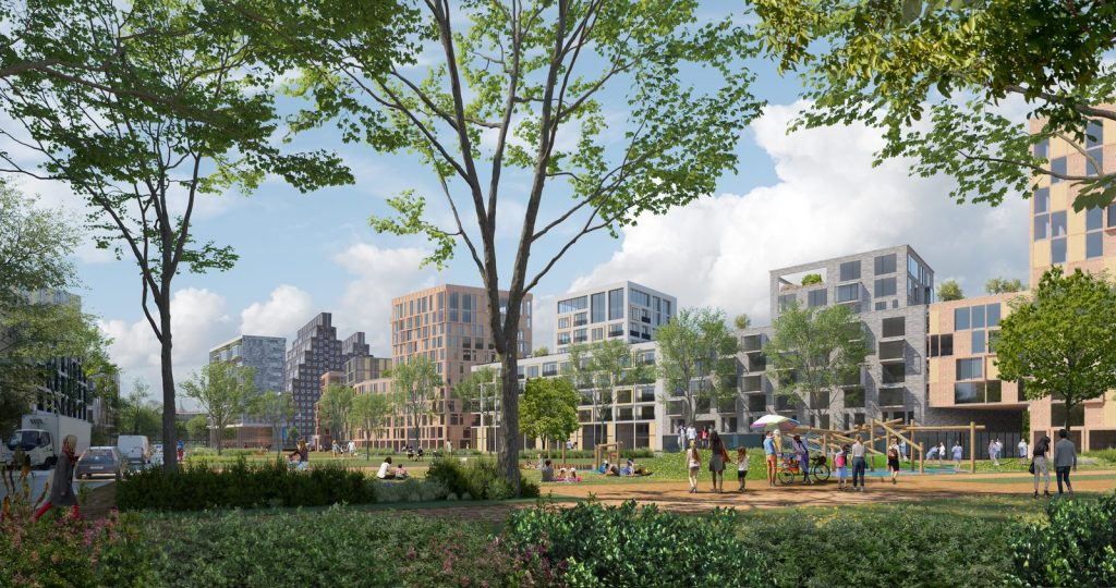 Masterplan Marktkwartier, Amsterdam 4