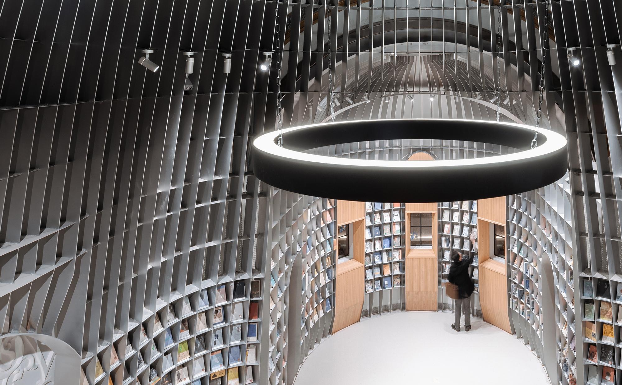 Sinan Books. La librería más conmovedora de Shanghai 41