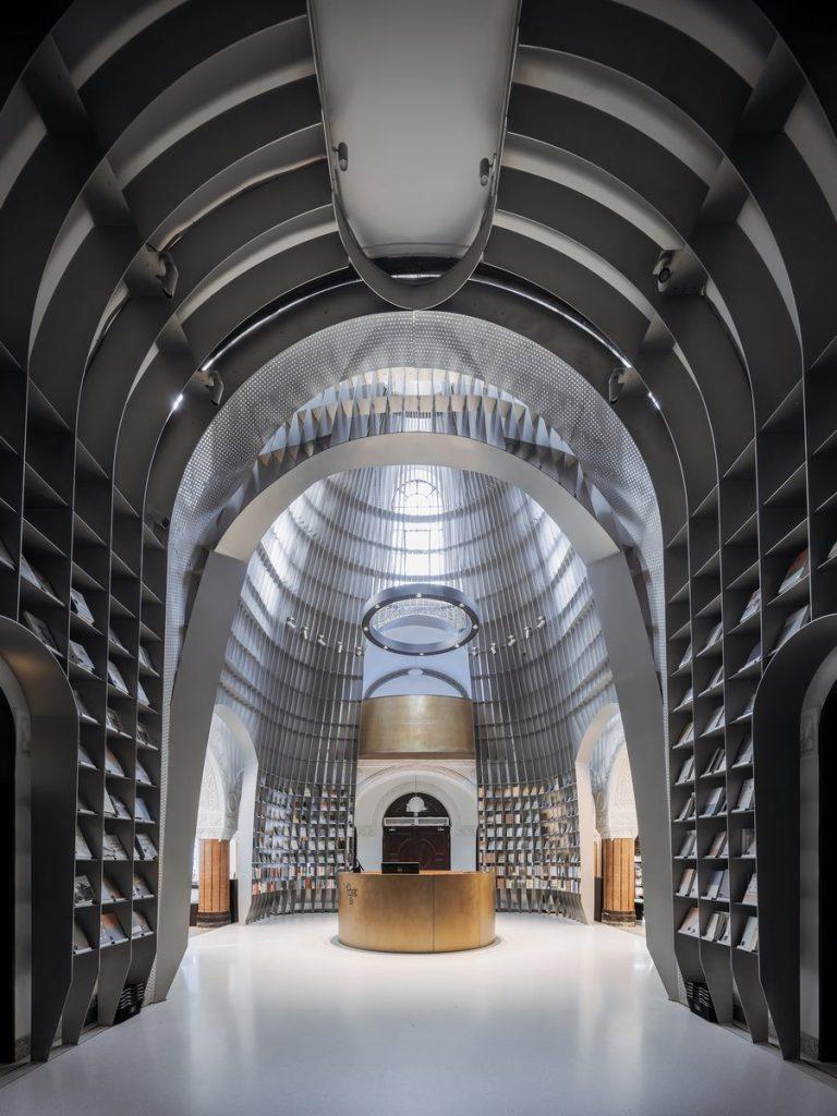 Sinan Books. La librería más conmovedora de Shanghai 18