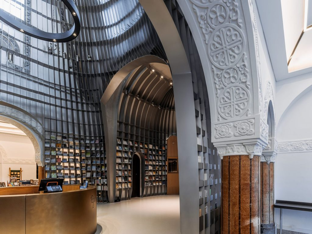 Sinan Books. La librería más conmovedora de Shanghai 21