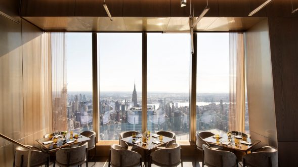 "ROCKWELL GROUP PRESENTA ""PEAK"" EN 20 HUDSON YARDS 42"
