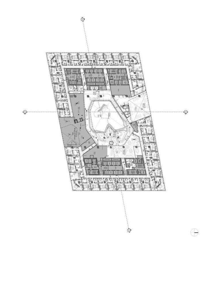 """Finalmente se completó """"ME Dubai hotel en el Opus"""". Un proyecto 100% diseño de Zaha Hadid. 11"""