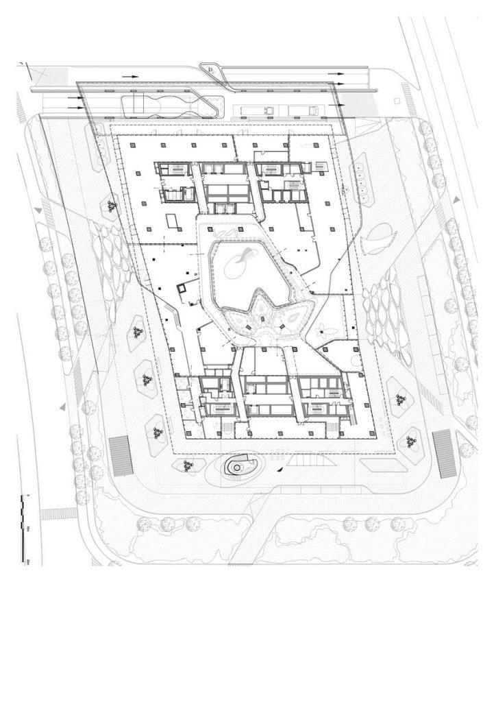 """Finalmente se completó """"ME Dubai hotel en el Opus"""". Un proyecto 100% diseño de Zaha Hadid. 10"""