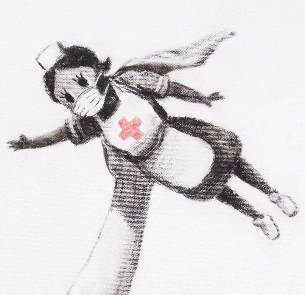 El Superhéroe de Banksy 3