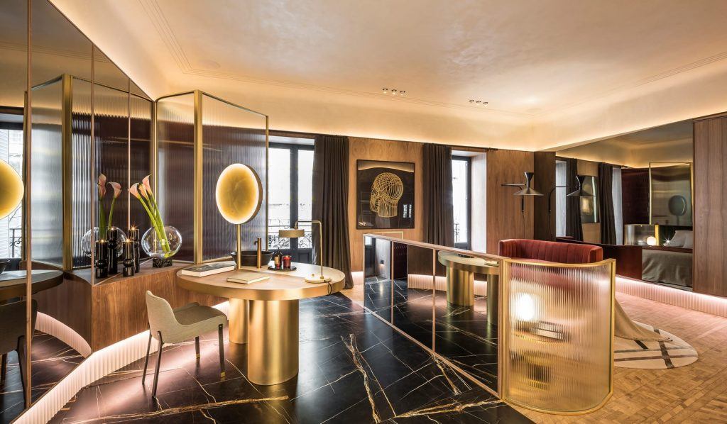 Creación de ambientes y sensaciones a través de la domótica en Casa Decor 2
