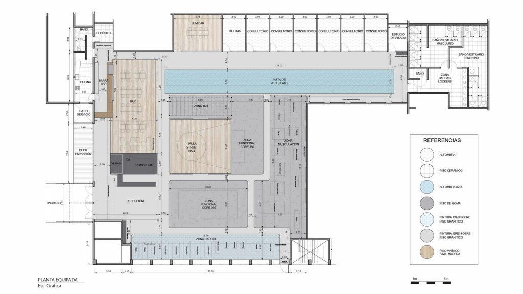 Fitship - Centro de entrenamiento físico integral 19