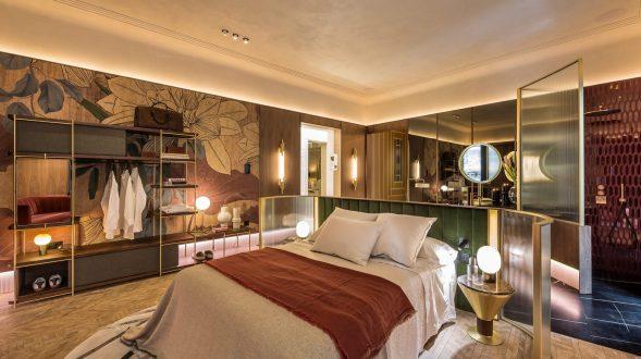 Creación de ambientes y sensaciones a través de la domótica en Casa Decor 43