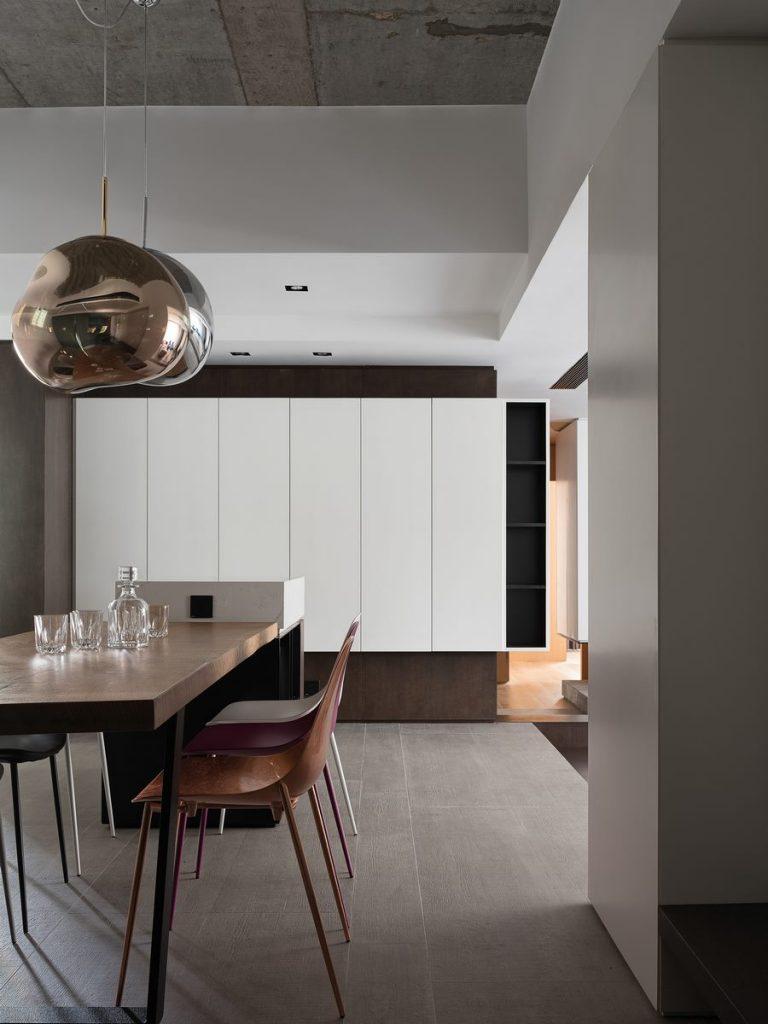 Hogar exploratorio, un vivienda moderna y minimalista 1